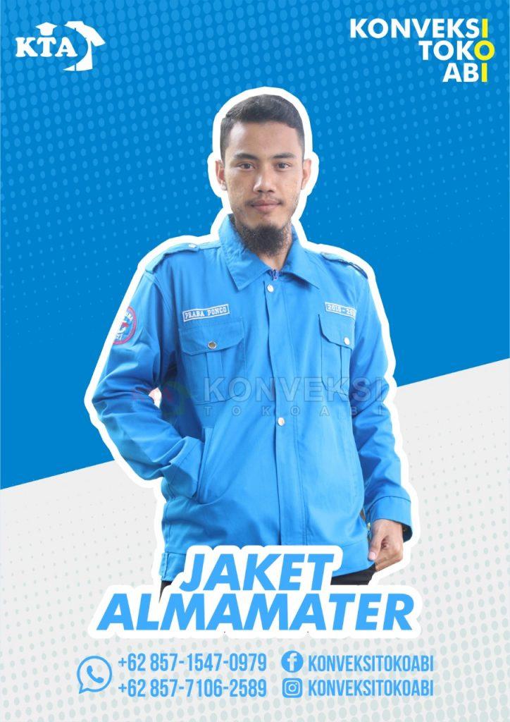 Jaket Almamater